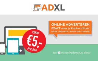 ADXL – Lokaal Online Adverteren