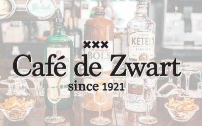 Lancering website Café de Zwart een feit!