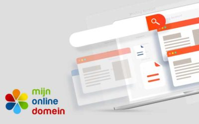 Nieuwe website MijnOnlineDomein