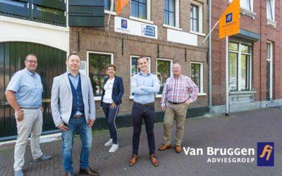 Lokale website voor Van Bruggen Purmerend